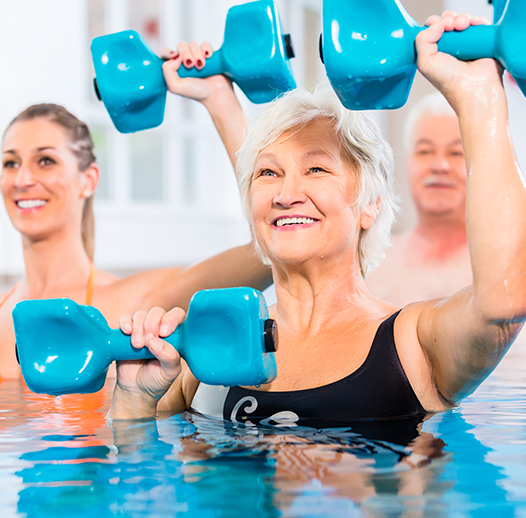 Healthy Aging & Wellness