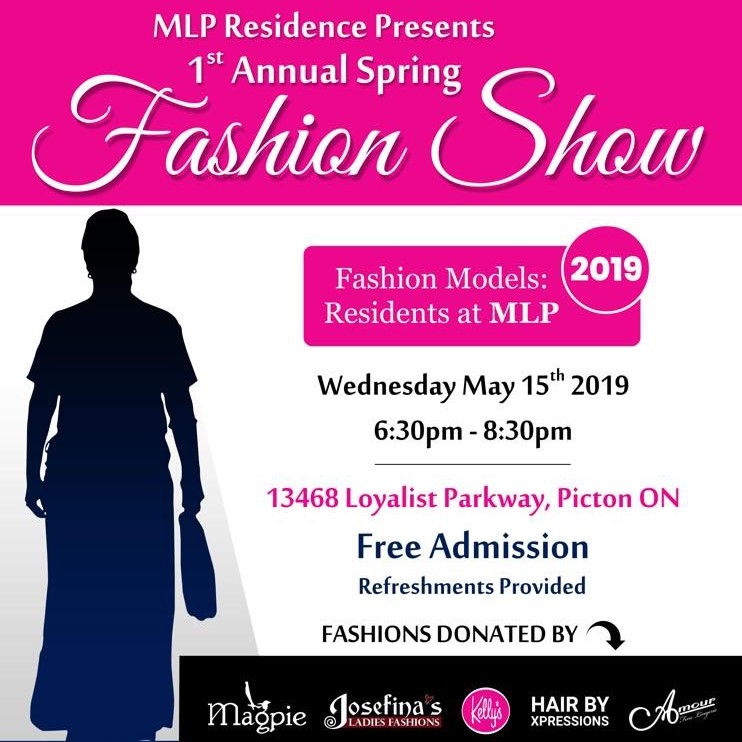 Spring Fashion Show 2019