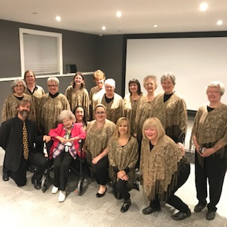 Music with Sweet Adelines