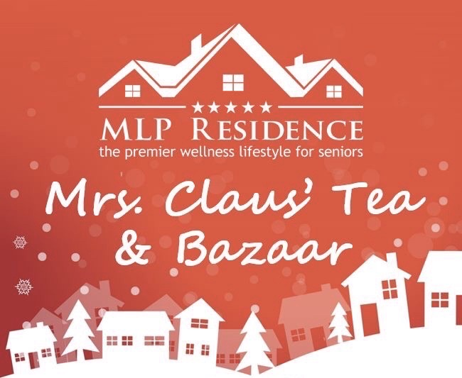 Mrs. Claus Tea & Bazaar 2019
