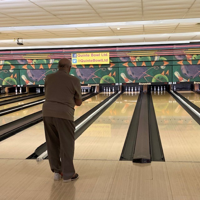 Quinte Bowl Outing