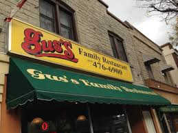 Lunch Outing: Gus' Diner