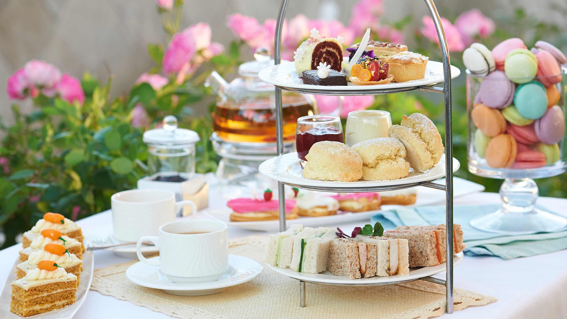 Afternoon High Tea