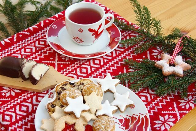 Mrs. Clause Tea Social