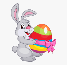 Visits with Easter Bunny